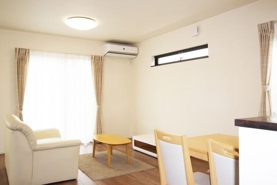 木津分譲 LDK ※掲載写真内の家具・調度品等は含まれません。
