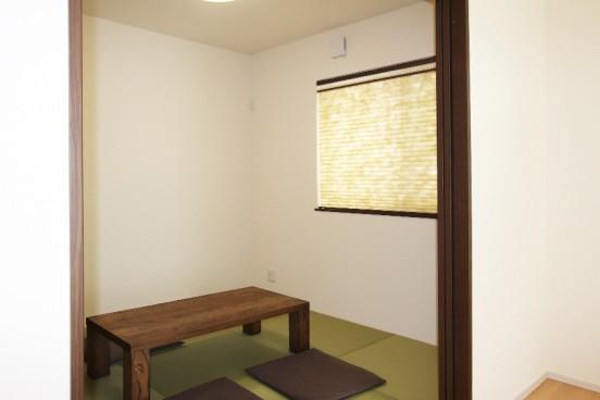 法音寺分譲 和室